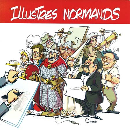 Exposition Illustres Normands - 2014